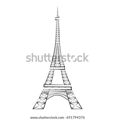 Connu Tour Eiffel Stock Images, Royalty-Free Images & Vectors | Shutterstock GO43