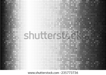black Vector abstract design. pixels mosaic background computer graphic website and internet.