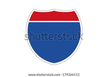 interstate symbol stock images royaltyfree images