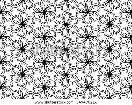 blank flower coloring pages - boston terrier french bulldog doodle coloring stock vector