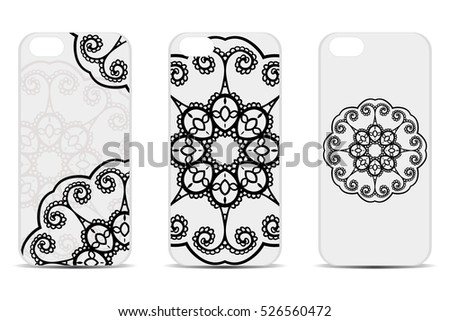 Marjanka 39 s portfolio on shutterstock for Diy phone case template