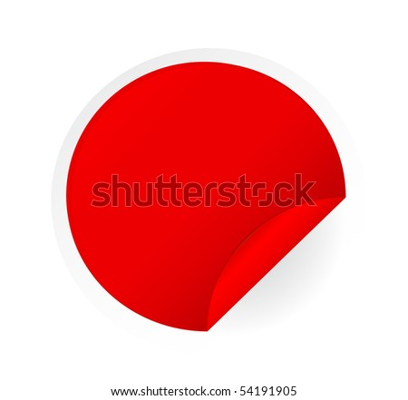 Red Sticker Stock Photos, Royalty-Free Images & Vectors - Shutterstock