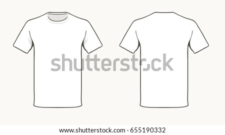 Giorgio morara 39 s portfolio on shutterstock for Blank t shirt design template