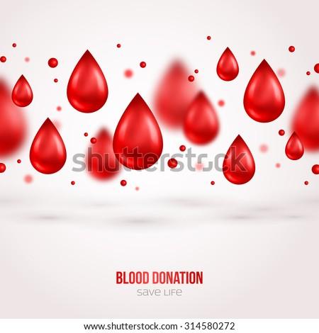 Blood donation lifesaving hospital assistance poster stock vector hd blood donation lifesaving and hospital assistance poster or flyer vector illustration world donor day altavistaventures Image collections