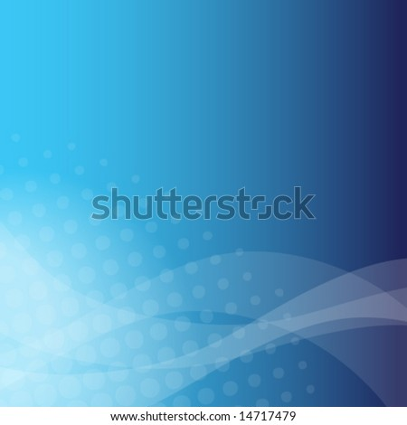 Blue abstract background - trendy business website  template with copy space Contemporary texture - stock vector