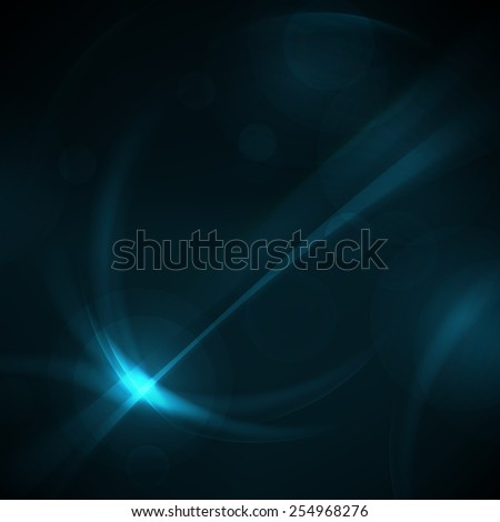 blue abstract technology vector backgrounds  - stock vector