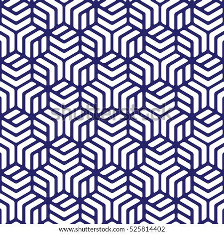 blue and white pattern. background line geometric.modern stylish texture,