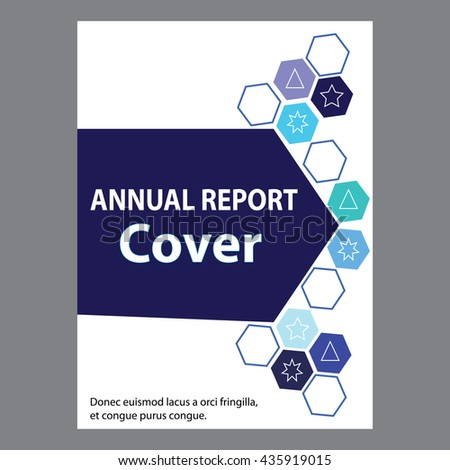 Superb Https://thumb9.shutterstock.com/display_pic_with_l...  Annual Report Cover Page Template