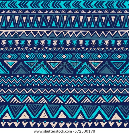 blue aztec pattern wallpaper wwwpixsharkcom images