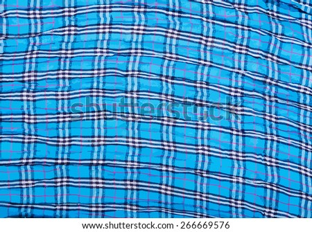 blue fabric texture. vector background