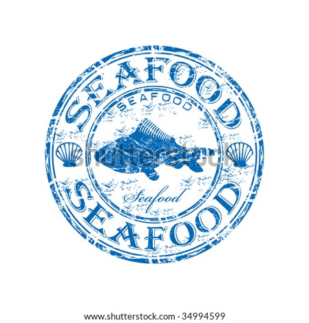 Fish sign stock photos images pictures shutterstock for Fish symboled stamp