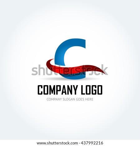 Company Logos Red White Blue Logos  Logo Search