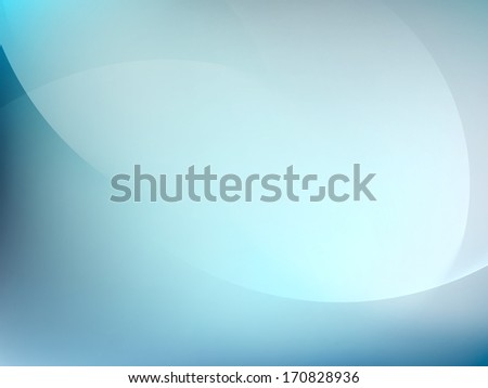 Blue Light Abstract Background. + EPS10 vector file - stock vector