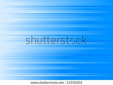 Blue line gradient, background - stock vector