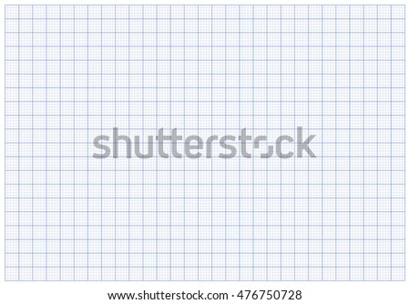 blue plotting graph grid paper background stock vector royalty free