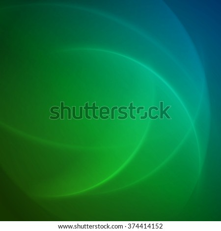 Blue smooth twist light lines vector background. Good for Brochure, Presentation, Advertising Banner, Flyer or Poster design. Abstract Background, Waves Background, Abstract Background Vector. - stock vector