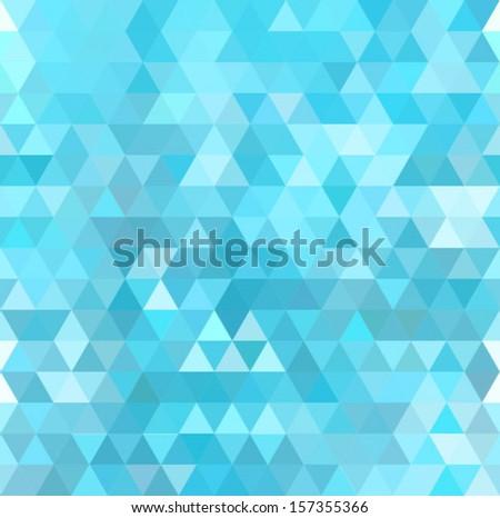 Blue texture, seamless - stock vector