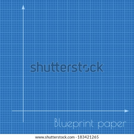Blueprint paper template vector eps10 stock photo photo vector blueprint paper template vector eps10 malvernweather Choice Image