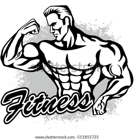 Bodybuilder Design T Shirts