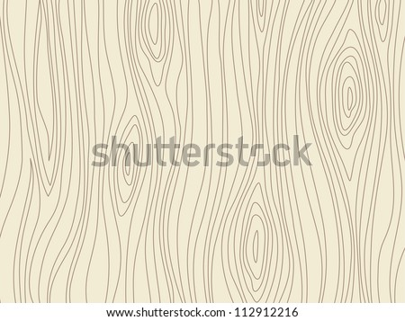 Bois Faux Wood Grain Vector Background Texture - stock vector