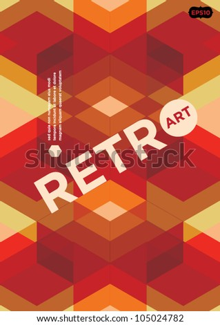 Book cover / Background design / Graphics / Layout / Content page - stock vector