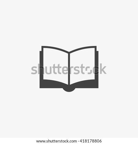 Book Icon, Book Icon Vector, Book Icon Flat, Book Icon Sign, Book Icon App, Book Icon UI, Book Icon Art, Book Icon Logo, Book Icon Web, Book Icon Black, Book Icon JPG, Book Icon JPEG, Book Icon EPS - stock vector