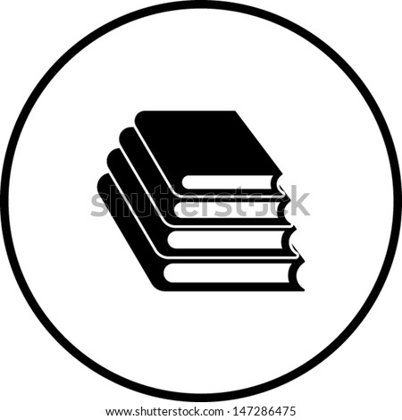 Symbol For Books Clipart Library