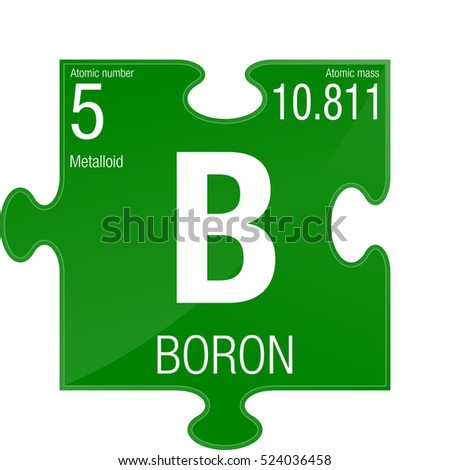 Boron symbol element number 5 periodic stock vector royalty free element number 5 of the periodic table of the elements chemistry urtaz Choice Image