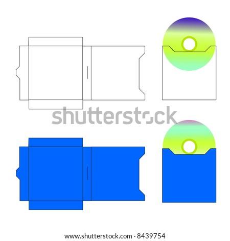 box - stock vector