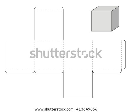 Box Template Stock Images, Royalty-Free Images & Vectors
