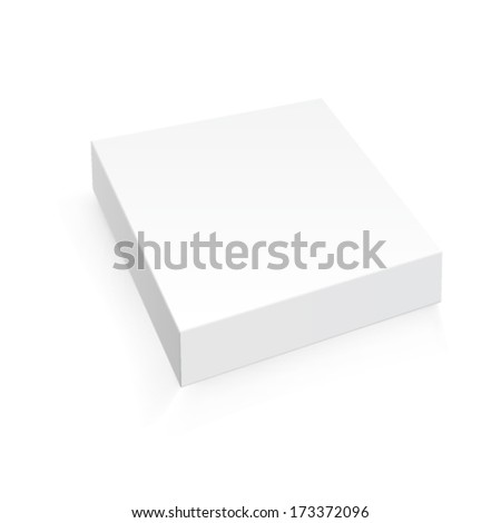 Box. Vector Web