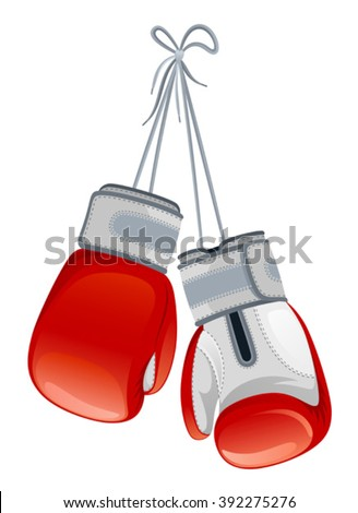 Boxing Gloves Hanging Stock Images Royalty Free Images
