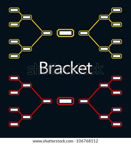 tournament grid template