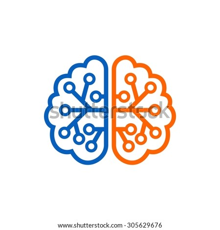 brain vector logo - photo #24