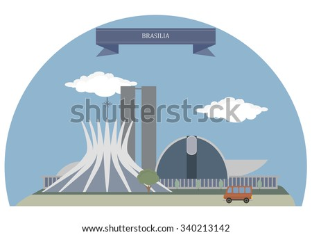 Brasilia Stock Photos, Royalty-Free Images & Vectors