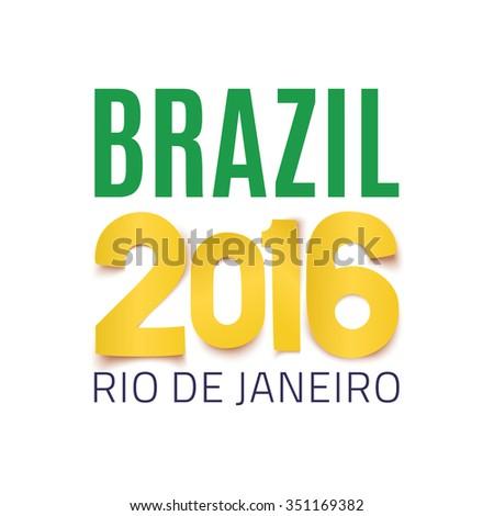 Expo Cake Design 2018 Rio De Janeiro : Brazil Vote Campaign Illustration Presidential Election ...