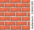 Brick backgrounds - stock photo