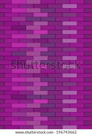 Brick wall | blocks texture vector design template
