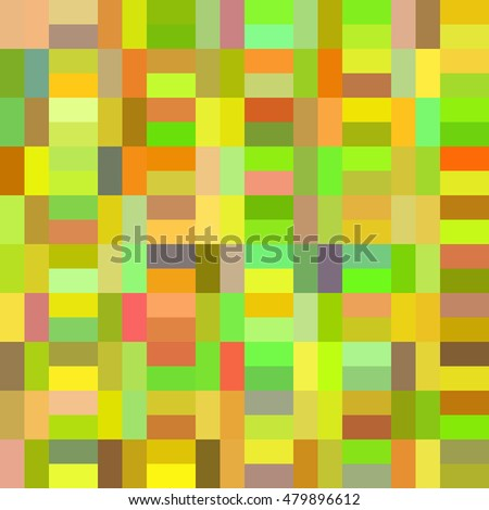 Brickwork. Abstract background. Vector illustration. For your design.