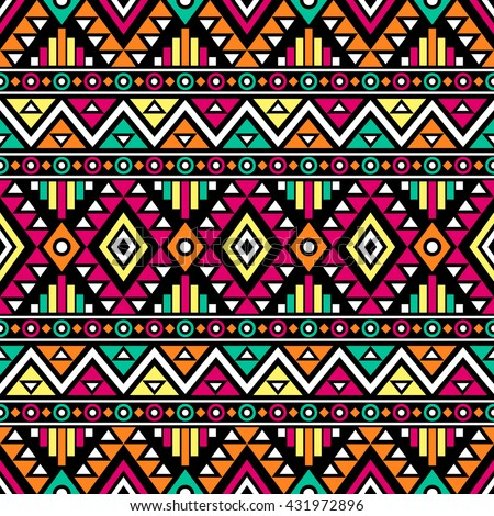 bright aztec print background wwwpixsharkcom images