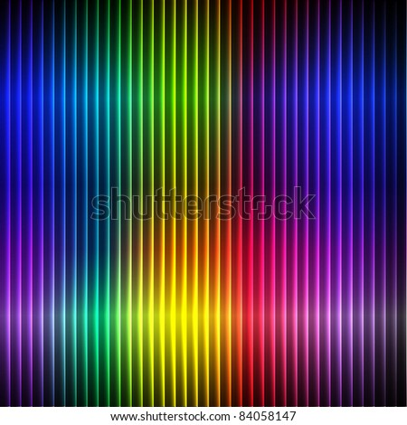 Bright colorful background. Vector illustration - stock vector