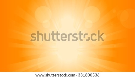 Bright Light Abstract Background