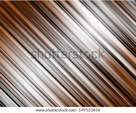 Bright luminous stripes moving fast over dark background. Vector illustration for your business presentations.