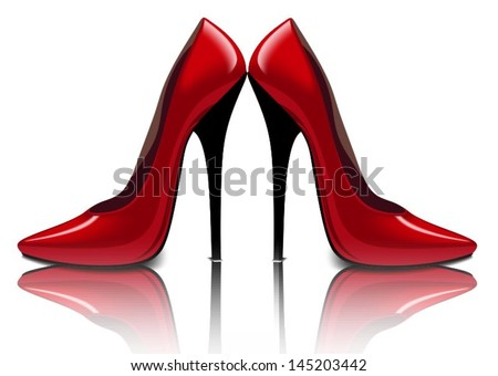 Red High Heels Stock Images, Royalty-Free Images & Vectors ...