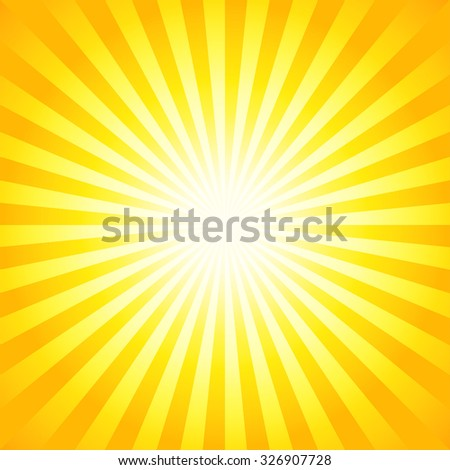 Bright sunbeams shiny summer background vibrant stock for Bright vibrant colors