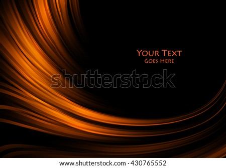 Bright vector background. Wavy lines, elements for design. Vector elements for presentations, brochures, annual reports. Eps10 - stock vector