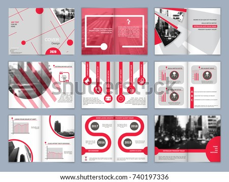 creative book cover design abstract composition stock vector 521081344 shutterstock. Black Bedroom Furniture Sets. Home Design Ideas