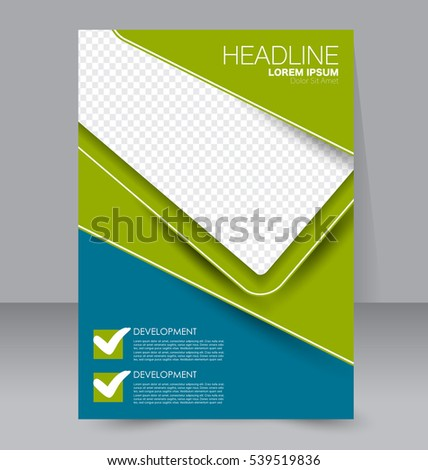 Annual Report Design Images RoyaltyFree Images Vectors – Annual Report Cover Page Template