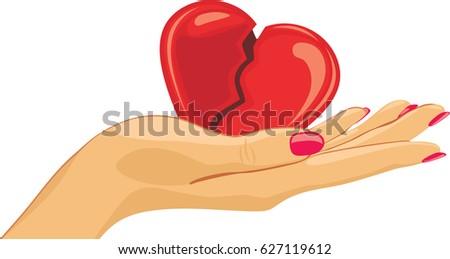 stock-vector-broken-heart-in-the-female-