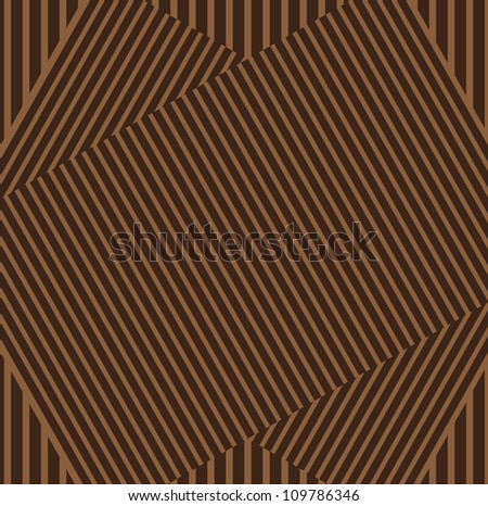 brown background - stock vector